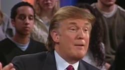 Trump in '99: Would consider Oprah for VP