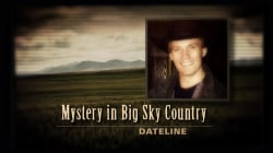 Dateline Trailer: Mystery in Big Sky Country