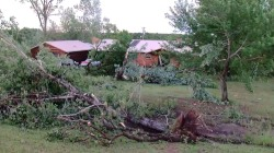 Storm Rips Through Oklahoma Community