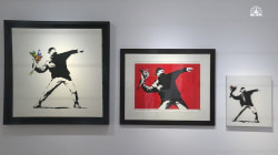 Admit One: Inside New Art Exhibit of Banksy's Work