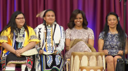 Obama's Message to Native American Students: You're Among The Next Generation of Leaders