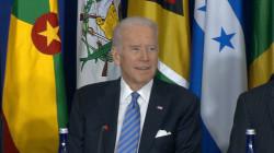 Biden Jokes Trump May Tap Him to Be Running Mate