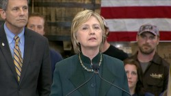 Clinton Says She 'Misspoke' on Coal Mining
