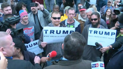 Watch Ted Cruz Face Off With Protesters in Indiana
