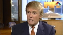 1998: Donald Trump Comments on Bill Clinton and the Lewinsky Scandal