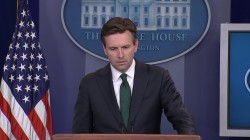 "White House: Airstrike on Syrian Refugee Camp ""Indefensible"""