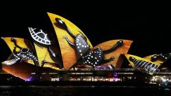 Creatures Invade Sydney Opera House