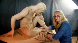 Sculptor Uses Art to Help Veterans Battling PTSD
