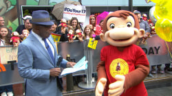 Happy 75th birthday, Curious George!
