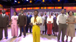 Cast of 'The Color Purple' performs title number live on TODAY
