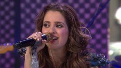 Laura Marano performs 'Boombox' on TODAY