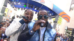 Puff Daddy, Lil' Kim, The LOX reunite for 'All About the Benjamins'