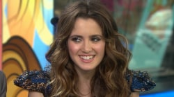 Meet Laura Marano, Elvis Duran's Artist of the Month