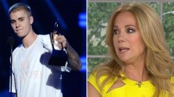 Kathie Lee to Justin Bieber: Maybe you should leave show biz