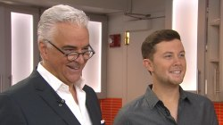 John O'Hurley, Scotty McCreery stump the ladies at 'Name That Song'