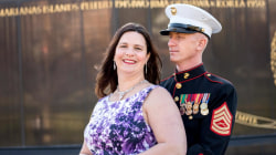 Meet the Military Spouse of the Year and her husband