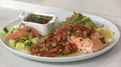 Summer salmon: Chef Ryan Scott makes it simple (but delicious)