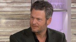 Blake Shelton on Gwen Stefani, rumors he's leaving 'The Voice'