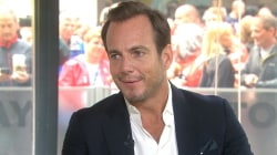 Will Arnett talks about Ninja Turtles, Lego Batman and 'Flaked'