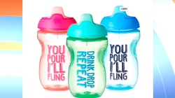 Tommee Tippee sippy cups recalled for mold risk