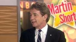 Martin Short talks 'Maya & Marty,' takes viewer questions (sort of)