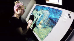 How Long Does it Take to Bring Van Gogh to Film?