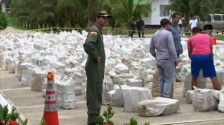 This Is What the 'Biggest Drugs Haul in History' Looks Like