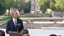 Obama at Hiroshima: 'Their Souls Speak to Us'