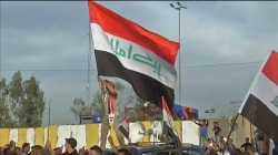 Anti-Government Protests Continue in Baghdad