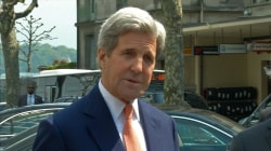 Kerry Attends Peace Talks to Restore Syrian Ceasefire