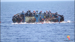 Hundreds Rescued as Migrant Boat Capsizes off Libya