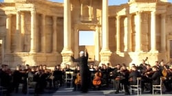 Concert Held in Ancient Ruins of Palmyra