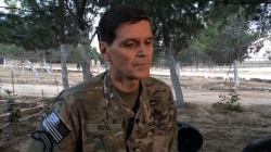 U.S. Army Gen. Speaks of Secret Visit to Northern Syria
