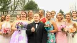 High school student takes 37 dates to the prom