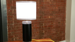 Learn how washi tape can give your lamp a new look