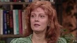 TODAY Flashback: Susan Sarandon talks 'Thelma and Louise'