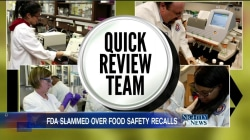 FDA Inspector General: Agency Lags in Ordering Emergency Food Recalls