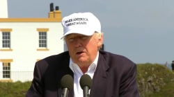 Donald Trump hails 'Brexit,' draws parallels with US