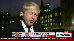 The Brexit Boys: Boris, Nigel and David