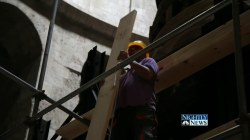 Christ's Tomb Undergoes Renovation 200 Years in the Making