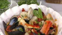 Dungeness crab cioppino: Ryan Scott shares his seafood stew