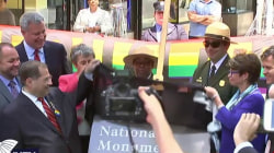 The Ws: Stonewall Inn Dedicated as National Landmark