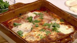 Chicken parmesan, eggplant parmesan: Laura Vitale makes it simple
