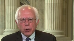 Sanders still wants to 'transform America'