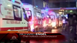 Richard Engel: Witness Saw Three Suicide Bombers