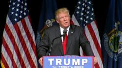 Trump talks tough on terror and trade