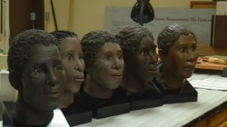 Remains of Slaves to Be  Reburied Years After Discovery