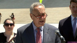 Schumer Slams GOP on SCOTUS Steps Over Garland Delay