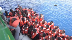 Aid Group Rescues Dozens of Migrants from Mediterranean Sea