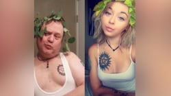 Dad Recreates Daughter's Selfies to Teach Social Media Lesson